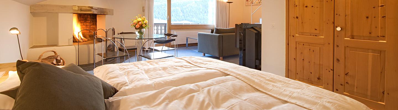 corvatsch vip suite mit kamin 2 zimmer hotel albana hotel lodge thai engadine. Black Bedroom Furniture Sets. Home Design Ideas